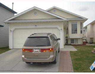 Photo 1: 59 APPLESTONE Park SE in CALGARY: Applewood Residential Detached Single Family for sale (Calgary)  : MLS®# C3326766