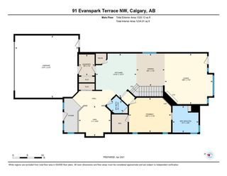 Photo 35: 91 Evanspark Terrace NW in Calgary: Evanston Detached for sale : MLS®# A1094150
