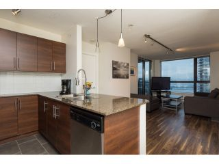 """Photo 8: 1206 813 AGNES Street in New Westminster: Downtown NW Condo for sale in """"NEWS"""" : MLS®# R2022858"""