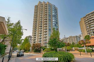 """Photo 34: 706 739 PRINCESS Street in New Westminster: Uptown NW Condo for sale in """"BERKLEY PLACE"""" : MLS®# R2609969"""