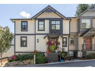 """Main Photo: 14 35298 MARSHALL Road in Abbotsford: Abbotsford East Townhouse for sale in """"Eagles Gate"""" : MLS®# R2604571"""