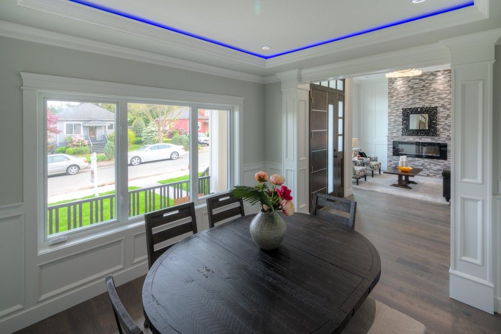 Photo 4: Photos: 439 ELMER Street in New Westminster: The Heights NW House for sale : MLS®# R2063594