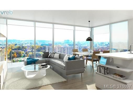 Main Photo: 210 989 Johnson St in VICTORIA: Vi Downtown Condo for sale (Victoria)  : MLS®# 754990