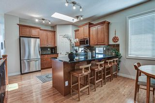 Photo 14: 7 ELYSIAN Crescent SW in Calgary: Springbank Hill Semi Detached for sale : MLS®# A1104538