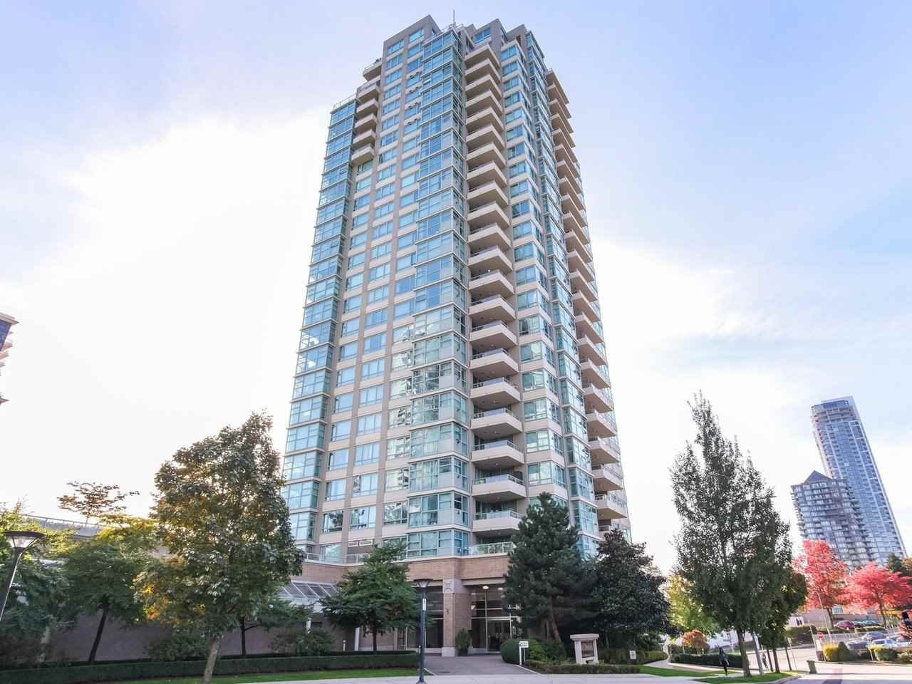 "Main Photo: 703 4388 BUCHANAN Street in Burnaby: Brentwood Park Condo for sale in ""BUCHANAN WEST"" (Burnaby North)  : MLS®# R2412011"