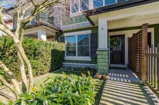"Photo 2: #4 18211 70 Avenue in Surrey: Cloverdale BC Townhouse for sale in ""Augusta Walk"" (Cloverdale)  : MLS®# R2453483"