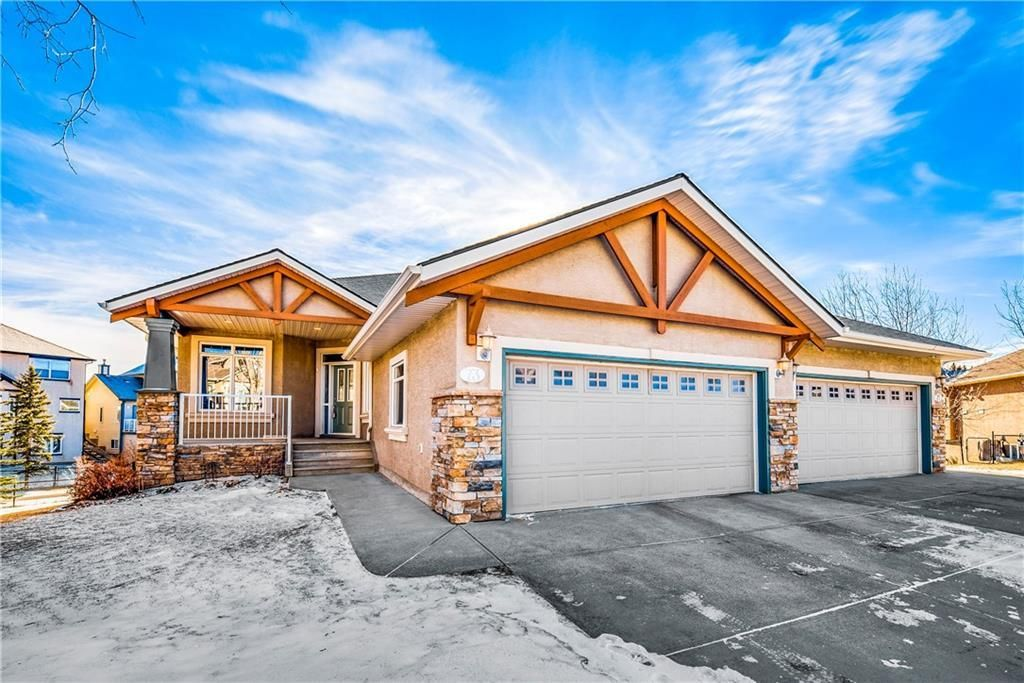 Photo 3: Photos: 73 DISCOVERY WOODS Villa SW in Calgary: Discovery Ridge Semi Detached for sale : MLS®# C4218779