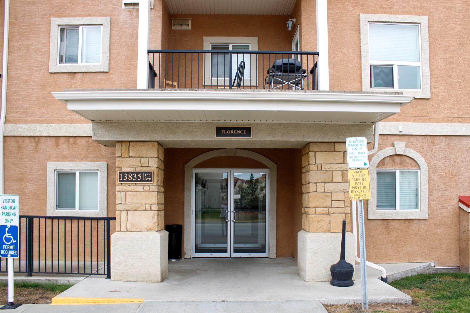 Main Photo: 208 13835 155 Avenue in Edmonton: Zone 27 Condo for sale : MLS®# E4260690