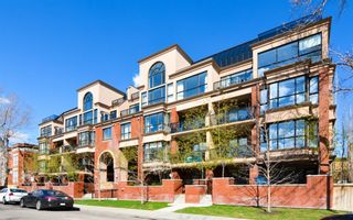 Main Photo: 205 1730 5A Street SW in Calgary: Cliff Bungalow Apartment for sale : MLS®# A1119744