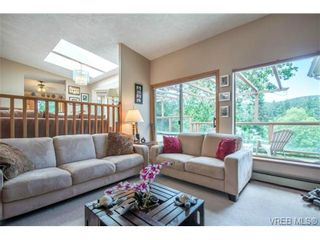 Photo 3: 6684 Lydia Pl in BRENTWOOD BAY: CS Brentwood Bay House for sale (Central Saanich)  : MLS®# 731395