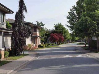 "Photo 1: 13 6300 BIRCH Street in Richmond: McLennan North Townhouse for sale in ""SPRINGBROOK ESTATES"" : MLS®# R2557138"