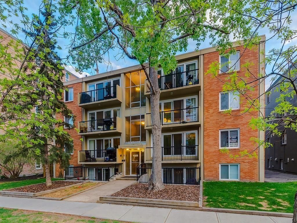 Main Photo: 103 1025 14 Avenue SW in Calgary: Beltline Apartment for sale : MLS®# A1053203