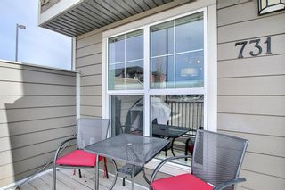 Photo 29: 731 101 Sunset Drive: Cochrane Row/Townhouse for sale : MLS®# A1077505