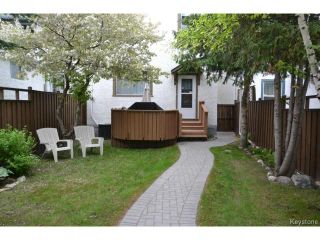 Photo 19: 182 Cathedral Avenue in WINNIPEG: West Kildonan / Garden City Residential for sale (North West Winnipeg)  : MLS®# 1425236