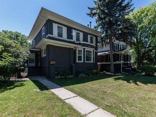 Photo 1: 1016 Grosvenor Avenue in Winnipeg: Crescentwood Residential for sale (1Bw)  : MLS®# 202116223