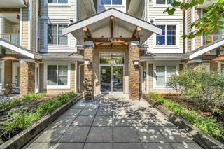 """Photo 1: 412 1969 WESTMINSTER Avenue in Port Coquitlam: Glenwood PQ Condo for sale in """"The Saphire"""" : MLS®# R2616999"""