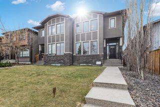 Main Photo: 1431A 39 Street SW in Calgary: Rosscarrock Semi Detached for sale : MLS®# A1100564