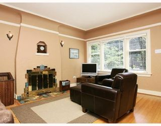 Photo 3: 3331 W 26TH Avenue in Vancouver: Dunbar House for sale (Vancouver West)  : MLS®# V723675