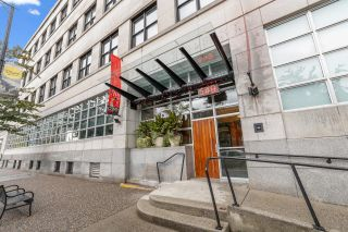 """Photo 22: PH 502 549 COLUMBIA Street in New Westminster: Downtown NW Condo for sale in """"C2C LOFTS"""" : MLS®# R2625203"""