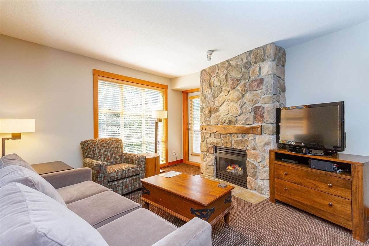 """Main Photo: 307A 2036 LONDON Lane in Whistler: Whistler Creek Condo for sale in """"LEGENDS"""" : MLS®# R2542383"""