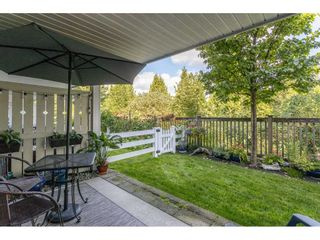 Photo 36: 75 2418 AVON PLACE in Port Coquitlam: Riverwood Townhouse for sale : MLS®# R2494053
