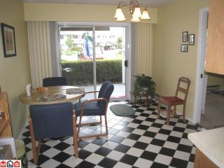 """Photo 5: 257 32691 GARIBALDI Drive in Abbotsford: Abbotsford West Townhouse for sale in """"CARRIAGE LANE"""" : MLS®# F1115723"""