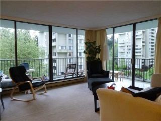 """Photo 2: 608 4165 MAYWOOD Street in Burnaby: Metrotown Condo for sale in """"PLACE ON THE PARK"""" (Burnaby South)  : MLS®# V1007451"""
