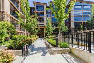 """Photo 1: 616 32445 SIMON Avenue in Abbotsford: Abbotsford West Condo for sale in """"LA GALLERIA"""" : MLS®# R2582791"""