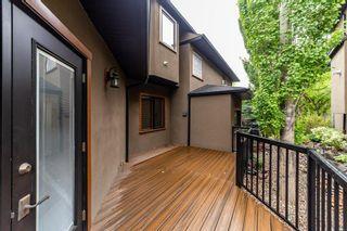 Photo 44: 10078 94 Street in Edmonton: Zone 13 Townhouse for sale : MLS®# E4261159