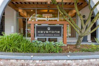 "Photo 17: 108 12350 HARRIS Road in Pitt Meadows: Mid Meadows Townhouse for sale in ""KEYSTONE"" : MLS®# R2592609"