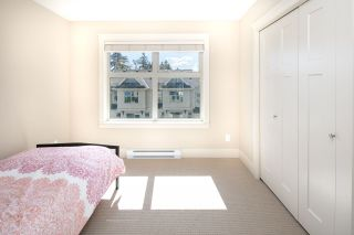 """Photo 13: 17 3380 FRANCIS Crescent in Coquitlam: Burke Mountain Townhouse for sale in """"Francis Gate"""" : MLS®# R2110259"""