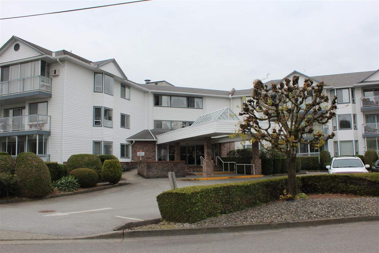 """Main Photo: 307 2425 CHURCH Street in Abbotsford: Abbotsford West Condo for sale in """"Parkview Place"""" : MLS®# R2571506"""