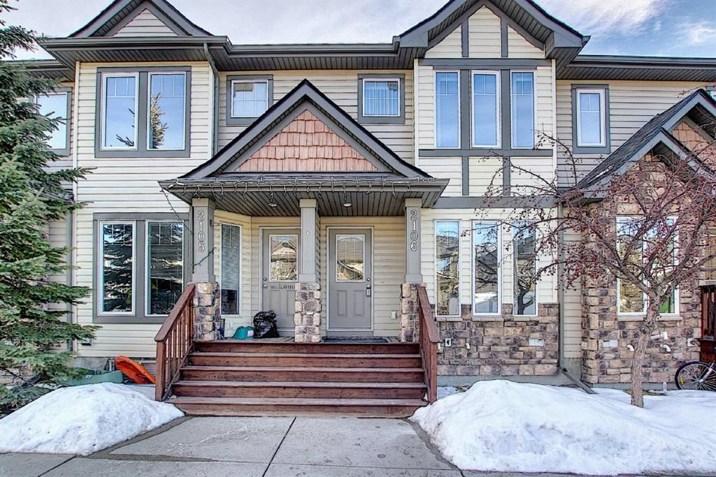 Main Photo: 2106 2445 Kingsland Road SE: Airdrie Row/Townhouse for sale : MLS®# A1076970