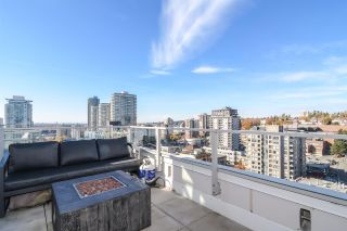 """Photo 13: 2002 668 COLUMBIA Street in New Westminster: Downtown NW Condo for sale in """"Trapp + Holbrook"""" : MLS®# R2419627"""