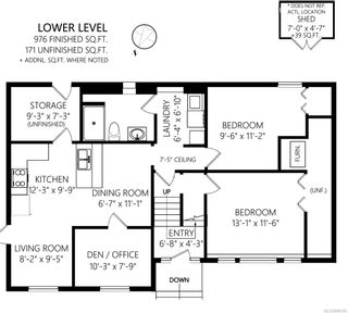 Photo 37: 1312 Wilhelmina Way in Langford: La Glen Lake House for sale : MLS®# 888105