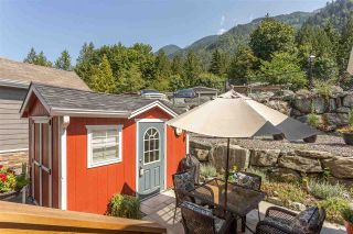 "Photo 15: 14 53480 BRIDAL FALLS Road in Rosedale: Rosedale Popkum Manufactured Home for sale in ""Bridal Falls Cottage Resort"" : MLS®# R2397701"