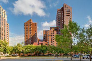 Photo 31: 802D 500 EAU CLAIRE Avenue SW in Calgary: Eau Claire Apartment for sale : MLS®# A1020034