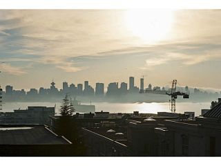 """Photo 1: 409 120 E 4TH Street in North Vancouver: Lower Lonsdale Condo for sale in """"EXCELSIOR HOUSE"""" : MLS®# V1102407"""