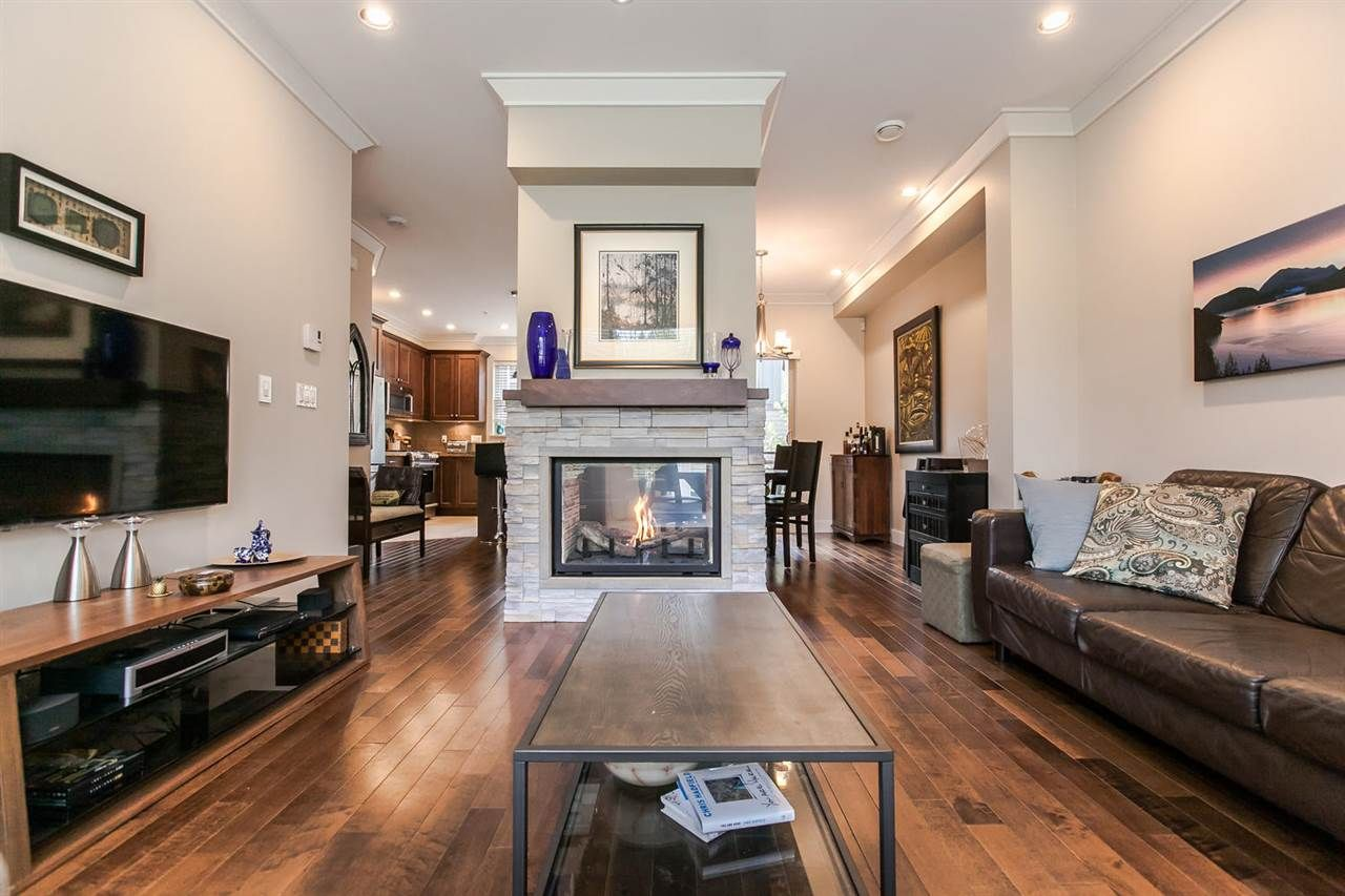 """Main Photo: 18 897 PREMIER Street in North Vancouver: Lynnmour Townhouse for sale in """"Legacy at Nature's Edge"""" : MLS®# R2059322"""