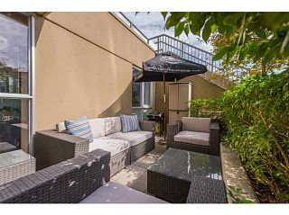 """Photo 2: 307 1030 W BROADWAY in Vancouver: Fairview VW Condo for sale in """"La Columba"""" (Vancouver West)  : MLS®# V1143142"""