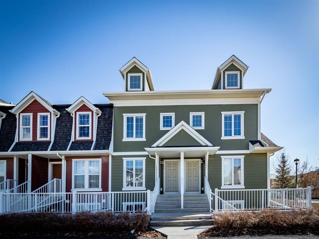 Main Photo: 70 Auburn Bay Link SE in Calgary: Auburn Bay Row/Townhouse for sale : MLS®# A1102367