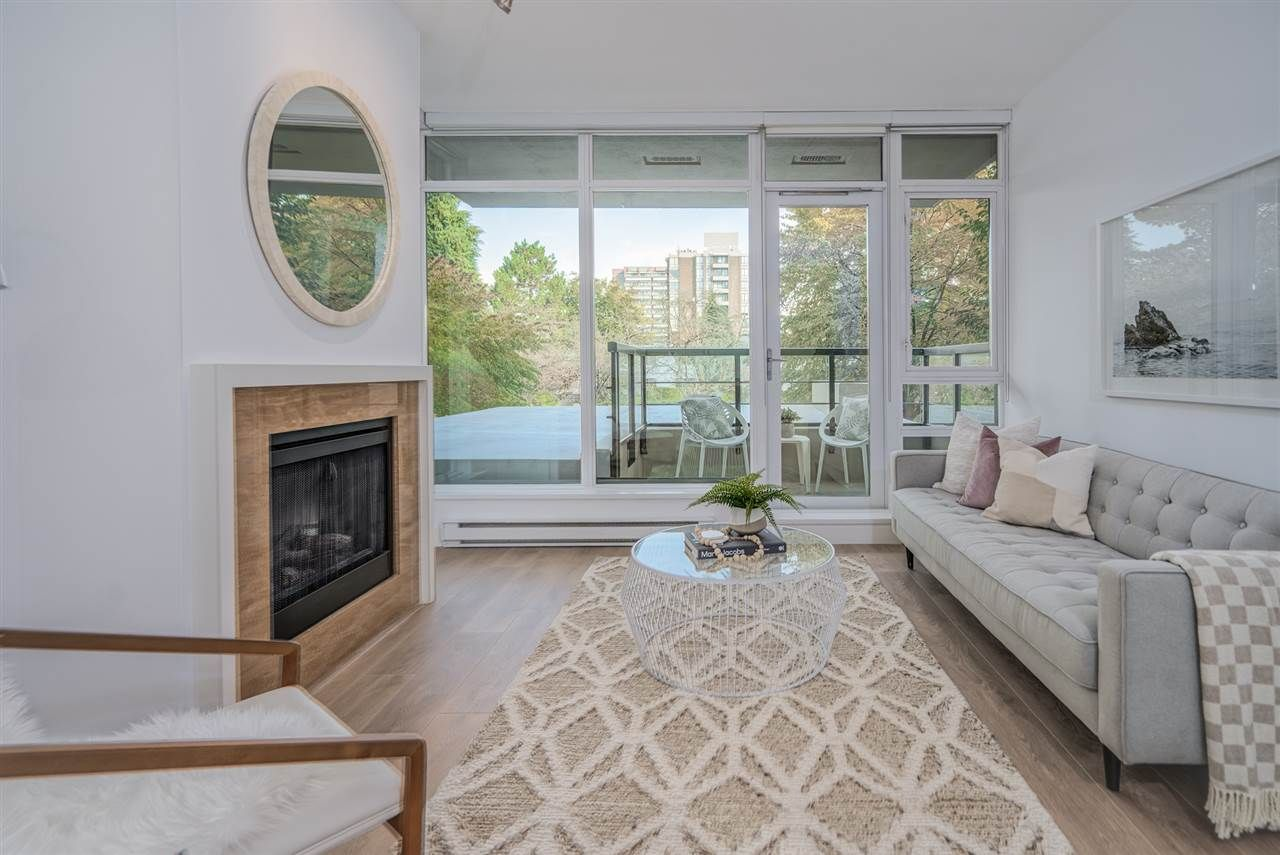 """Main Photo: 203 1468 W 14TH Avenue in Vancouver: Fairview VW Condo for sale in """"AVEDON"""" (Vancouver West)  : MLS®# R2511905"""