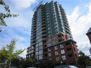 "Photo 1: 809 5288 MELBOURNE Street in Vancouver: Collingwood VE Condo for sale in ""EMERALD PARK PLACE"" (Vancouver East)  : MLS®# V929819"