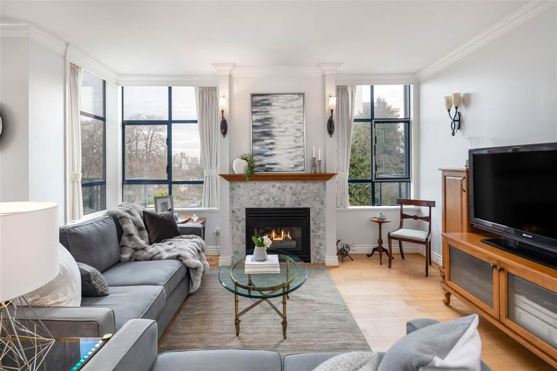 FEATURED LISTING: 301 - 1725 BALSAM Street Vancouver