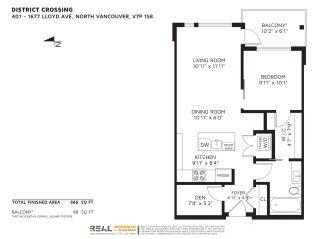 "Photo 32: 401 1677 LLOYD Avenue in North Vancouver: Pemberton NV Condo for sale in ""DISTRICT CROSSING"" : MLS®# R2497454"