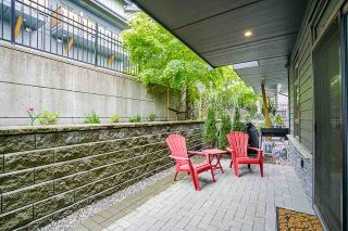 Photo 23: 120 3525 Chandler St, Coquitlam Townhouse