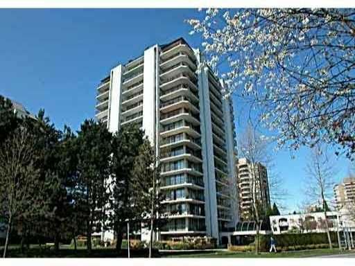 "Main Photo: # 1007 6455 WILLINGDON AV in Burnaby: Metrotown Condo for sale in ""PARKSIDE MANOR"" (Burnaby South)  : MLS®# V912923"