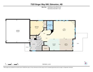 Photo 26: 7325 SINGER Way in Edmonton: Zone 14 House for sale : MLS®# E4253335