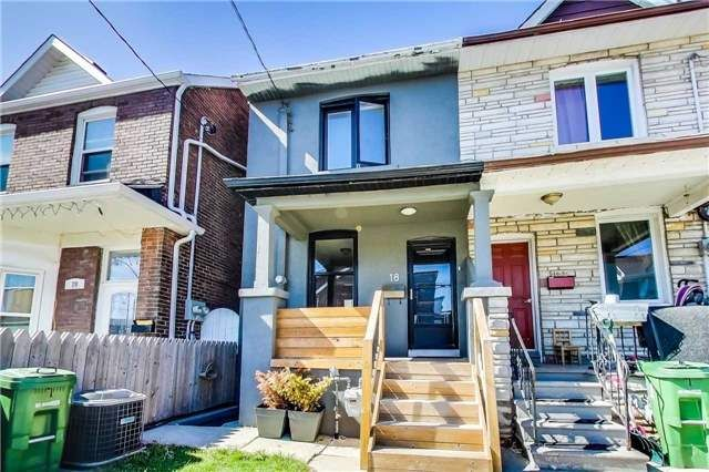 Main Photo: 18 Norman Avenue in Toronto: Corso Italia-Davenport House (2-Storey) for sale (Toronto W03)  : MLS®# W4113923