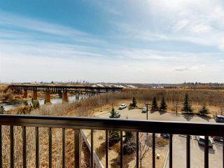 Photo 1: 415 1188 Hyndman Road in Edmonton: Zone 35 Condo for sale : MLS®# E4236596